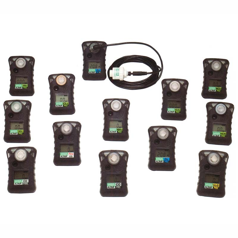 MSA Altair® Pro Hydrogen Sulfide, H2S 2