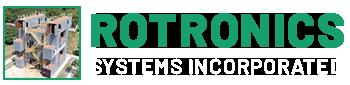 Rotronics Logo Widget