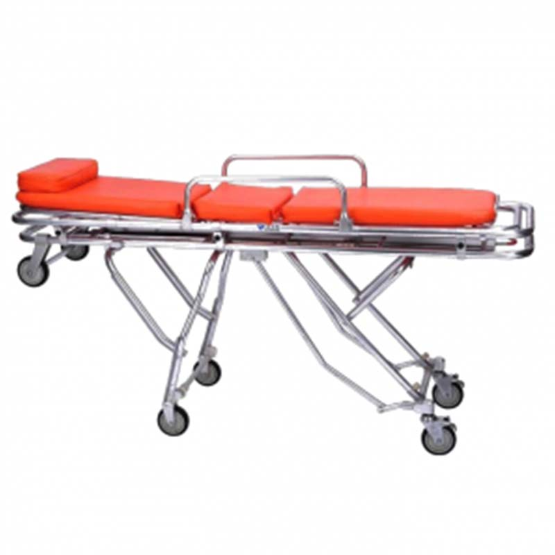 Stretcher, With Wheels