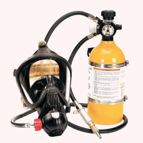 Supplied Air Breathing Apparatus